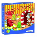 Развивающая игра «Пипс и Бетси», Beleduc арт.22321
