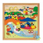 Пазл «Парк развлечений», серия «Отдых»  Educo арт. 522617