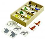 Игра – Мемори «Животные», Educo арт.522049