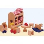"""Кукольная мебель """"Детская спальня"""" EDUCО, арт. 525019"""