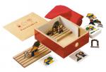 Игра для развития пространственного мышления«Панорама Дом»,  Educo арт. 303500