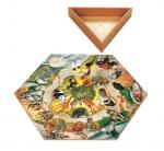Напольный пазл-треугольник «Африка» Educo арт. 385600
