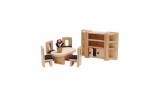 Кукольная мебель «Столовая», Educo арт. 525018