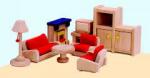 "Кукольная мебель ""Гостиная"", EDUCO арт. 525021"