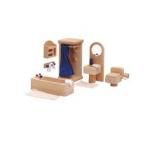 Кукольная мебель «Ванная комната», Educo арт. 525022
