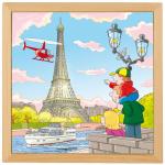 Пазл «Города-Париж» Educo 523257