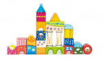 Кубики «Замок», Наре арт. 0418