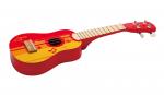 Музыкальный инструмент «Детская гитара, красная», Наре арт. 0316
