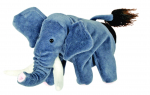 Кукла на руку «Слон», Beleduc, арт. 40039