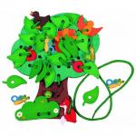 Развивающая шнуровка «Дерево», Beleduc арт.40730