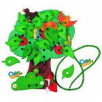 Развивающая шнуровка «Дерево», Beleduc арт. 40730