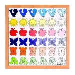 Развивающая игра «Цветовые оттенки», Educo арт. 522227