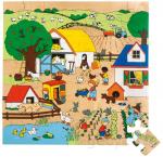 Напольный пазл «Ферма», Educo арт. 522077