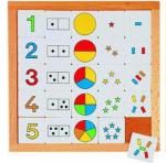 """Пазл """"Диаграмма от 1 до 5"""", Educo арт. 522176"""