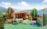 Набор Meine kleine Welt «Ферма», Hape арт. 5002