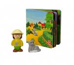 Набор Meine kleine Welt «Мини ферма», Hape арт. 5008