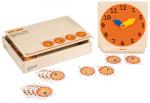 """Развивающая игра """"Который час?"""", Educo, арт. 523138"""