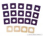 Комплектация Quadrilla «Плоские кубики», Наре арт. 6036