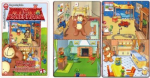 Магнетбокс «Мишкин дом» Magnetspiele арт. 5071