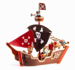 """Пиратский корабль"" Djeco арт.06830"