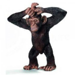 Игровая фигурка «Шимпанзе, детёныш» Schleich, арт. 14680