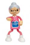 Куколка «Бабушка», Наре арт. 3504