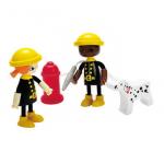 Набор куколок «Пожарные», Наре арт. 3009