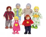Набор кукол «Европейская семья», Наре арт. 3500
