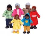 Набор кукол «Африканская семья», Наре арт. 3501