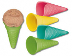 """Набор формочек для песка """"Мороженое"""", SPIELSTABIL, арт. S7416"""